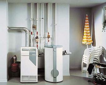Автономное отопление установка