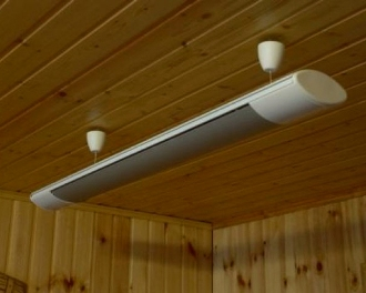 Инфракрасное отопление в доме