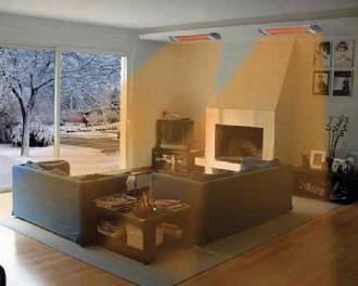 Инфракрасное отопление в квартире