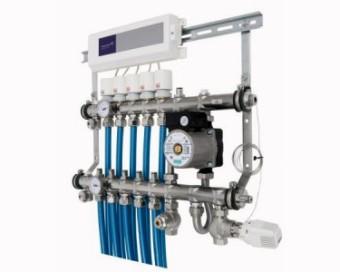 Комплектация оборудования отопление