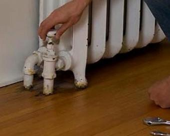 Отопление квартиры выбор