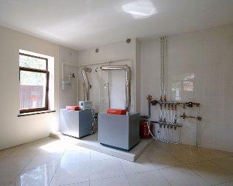 Отопление загородного дома доступно