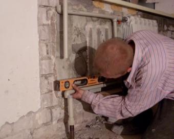 Замена батарей отопления в квартире преимущества