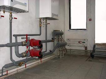 Монтаж отопления специалистами